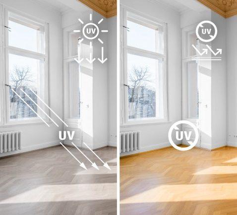 Comment les films pour fenêtres peuvent aider à réduire la chaleur