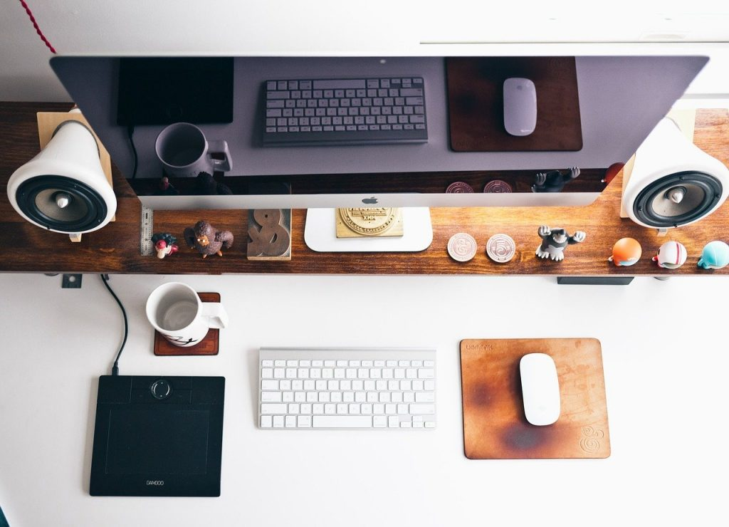 bureau à domicile, apple inc, entreprise