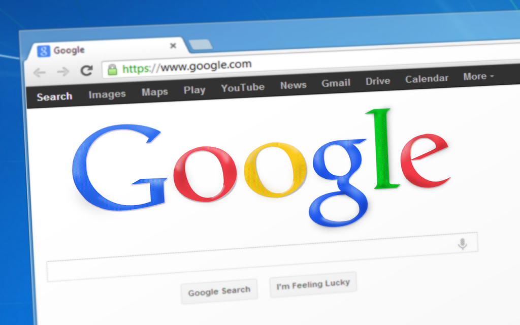 google, moteur de recherche, navigateur
