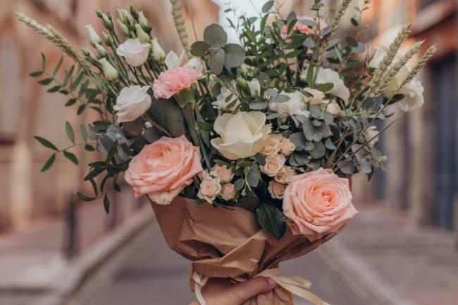 Pourquoi acheter des fleurs en ligne ?